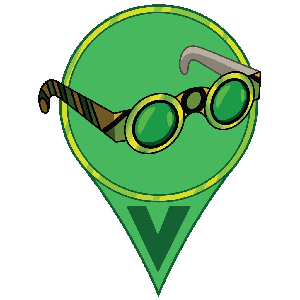 Munzee Scavenger Hunt Glasses